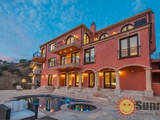 #43 Rock Star Palace w/ Million Dollar Views! - Los Angeles vacation rentals