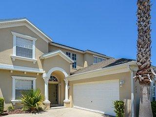 Villa Minniehaha- Pool Home with Mickey Shaped Spa! ~ RA91600 - Haines City vacation rentals