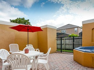 Terra Verde Resort Townhome- Kissimmee vacation townhome with Private Spa and Resort Amenities ~ RA91575 - Kissimmee vacation rentals