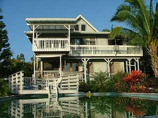Spectacular Coastal Paradise Point Home - Keaau vacation rentals