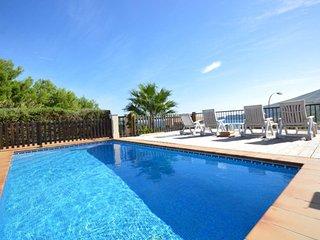 Beautiful 3 bedroom Villa in Cala Mesquida with Internet Access - Cala Mesquida vacation rentals