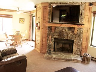Gorgeous Condo with Deck and Internet Access - Seven Springs vacation rentals