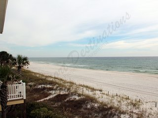 ID#221408- Sunkist- Five Bedroom Gulf Front Home! - Sunnyside vacation rentals