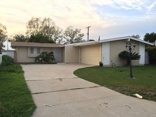 LA/OC Centrally Located, Whittier Home 4Bd 2Bath - Whittier vacation rentals