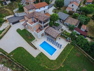 Renovated Villa Valentina with Pool in Istria near city of Porec - Funtana vacation rentals