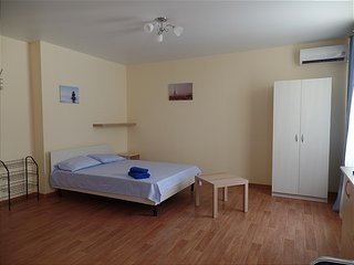Bright Apartment in Krasnodar with A/C, sleeps 2 - Krasnodar vacation rentals
