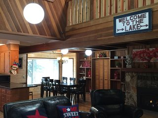 Newly renovated Spacious Wooden Cabin - next to Golf Course & State Park - South Lake Tahoe vacation rentals