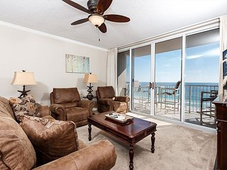 IP610-6TH FLOOR, RIGHT ON BEACH, UPSCALE,COMFORTABLE,EVERYTHING NEW! - Fort Walton Beach vacation rentals