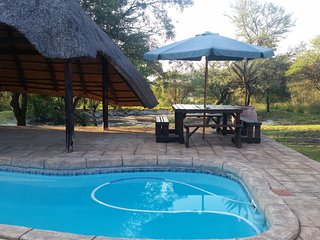 Bright 1 bedroom Bed and Breakfast in Rustenburg with A/C - Rustenburg vacation rentals