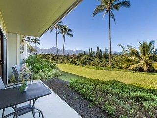 "ALII KAI RESORT 12D, BREATHTAKING SUNSETS, MOUNTAIN VIEWS OF ""BALI HAI"" - Princeville vacation rentals"