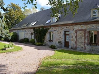 Farm cottage XVIII 8 pax, 4bedrooms, CHIMAY area, bbq, jacuzzi, nature, hike - Seloignes vacation rentals