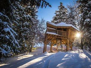 Nice 1 bedroom Tree house in Saint-Pierre-de-Chartreuse - Saint-Pierre-de-Chartreuse vacation rentals