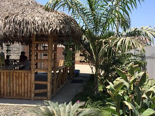 Beautiful Cabaña, quiet and relaxing place family atmosphere - Manta vacation rentals