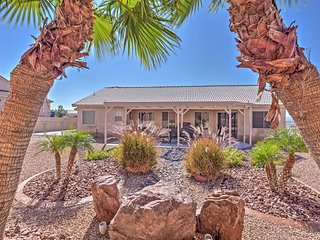3BR Bullhead City House w/ Mountain Views! - Bullhead City vacation rentals