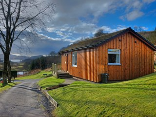 Ash Lodge - Lagnakeil Highland Lodges - Oban vacation rentals