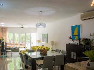 Luxury 3BR Ground Floor by KVR - Playa del Carmen vacation rentals