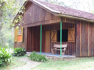 Nice House with Mountain Views and Patio - Tres Forquilhas vacation rentals