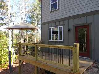 Brand new home in private setting - Asheville vacation rentals