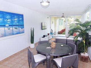 #6 Beachfront Apt: 3BR, 2BA - Jobos Beach PR - Isabela vacation rentals