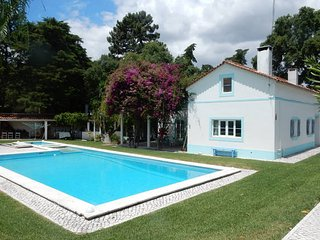 A Lovely Country House with Large swimming pool, spacious garden, sleeps 8 + - Vila Nogueira de Azeitao vacation rentals
