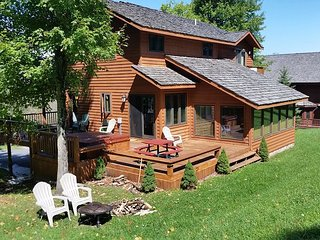 Lost River Lodge is a custom built, slope side home on Winterset Ski Trail - Davis vacation rentals