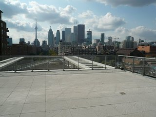Largest Private Terrace in Downtown Toronto! 2 Bed 2 Bath in the Distillery! - Toronto vacation rentals