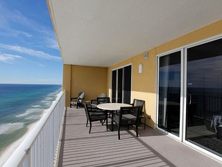 Corner Unit Penthouse Suite, 2 BR/2 BA with Gulf Front Master Bedroom!!! - Laguna Beach vacation rentals