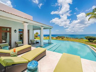 Spacious Villa with DVD Player and Patio - Baie Longue vacation rentals