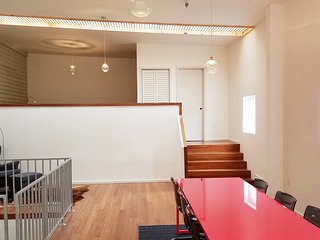 Beautiful, light-filled loft apartment in the Marigny Neighborhood - New Orleans vacation rentals