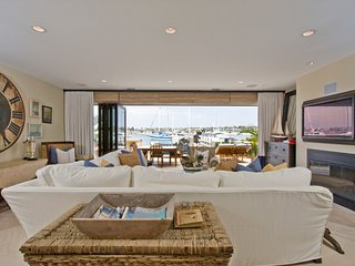 Beautiful Balboa Bayfront Home - Balboa Island vacation rentals