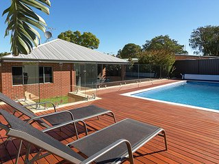 Comfortable 4 bedroom Rivervale House with Private Outdoor Pool - Rivervale vacation rentals