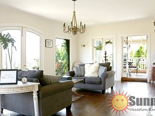 #95 Santa Monica Villa Perched in the Hills - Santa Monica vacation rentals