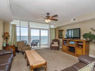 Ocean Blue Resort Luxury 4 Bedroom Condo with a Pool and Terrace - Myrtle Beach vacation rentals