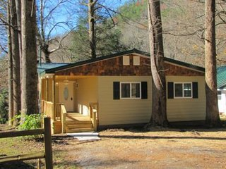 Direct River Access - Rivers Edge - Townsend vacation rentals