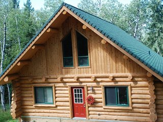 Deer Haven Lodge - Log Cabin - Lead vacation rentals