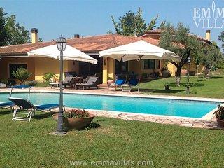 Bright Villa with DVD Player and Satellite Or Cable TV in Pignataro Interamna - Pignataro Interamna vacation rentals
