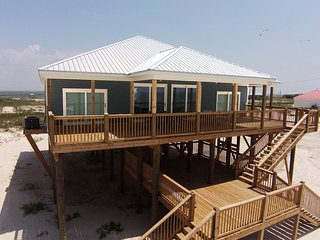 Serenity Pointe - On the Gulf,  available for Snowbird Booking! - Dauphin Island vacation rentals