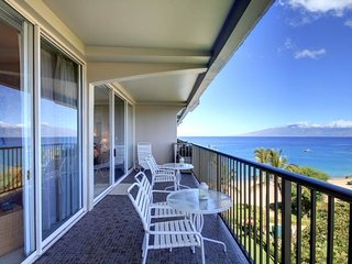 Whaler #708 Ocean View - Lahaina vacation rentals