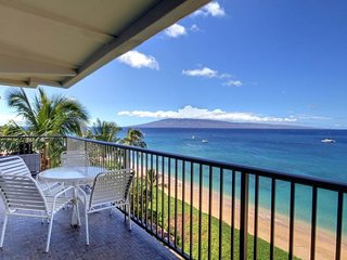 Whaler #751 Ocean Front - Lahaina vacation rentals