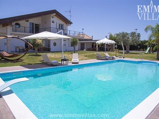 Perfect Marina di Butera vacation Villa with DVD Player - Marina di Butera vacation rentals