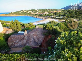 Nice 6 bedroom Liscia di Vacca Villa with DVD Player - Liscia di Vacca vacation rentals