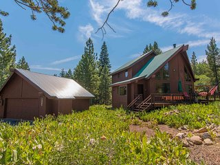 Cozy House with Deck and Wireless Internet - Truckee vacation rentals