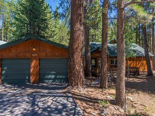 Bright House with Deck and Satellite Or Cable TV - Truckee vacation rentals