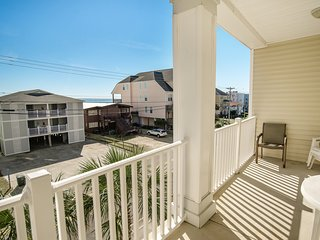 Cherry Grove Villas - 206 - North Myrtle Beach vacation rentals