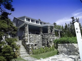 CAMP 34 | OCEAN POINT | EAST BOOTHBAY | HISTORICAL | MAINE COTTAGE | RETREAT - Boothbay vacation rentals
