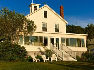 Charming House with Deck and DVD Player - Boothbay vacation rentals