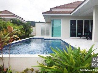 Villas for rent in Hua Hin: V6285 - Hua Hin vacation rentals