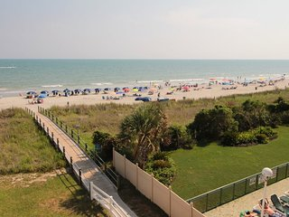 2/2 Bright & Beachy and Just Renovated - Looks Down the Beach. 1-303 - North Myrtle Beach vacation rentals