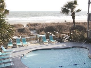 Awesome 2Br/2Bath Condo Overlooking Pool, Sand Dunes, Beach and Ocean ! - Myrtle Beach vacation rentals
