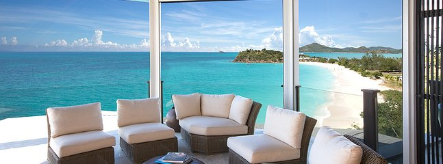 Stingray, O9 at Tamarind Hills, Antigua - Oceanfront, Pool - Image 1 - Bolans - rentals